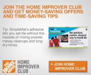 Home Depot Improvers Club