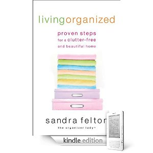 living organized book