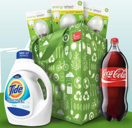 reusable target bag