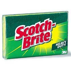 scotch brite scrub sponge