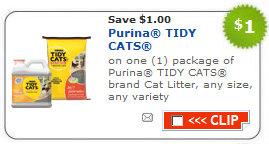picture about Cat Litter Printable Coupons named Concentrate Package: Tidy Cat Clutter Simply just 77 Cents Well known Truly feel