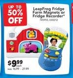 toys r us leapfrog-magnet