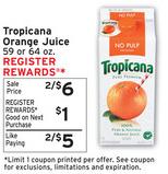 tropicana RR