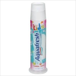 Aquafresh Kids Fluoride Toothpaste  Bubble Mint e35491d29b18 zoom 300x300 Kmart: Free Kids Toothpaste