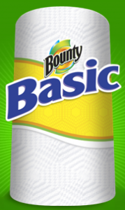 bounty basic 179x300 Target: Free Bounty Paper Towels