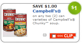 chunky soups coupons