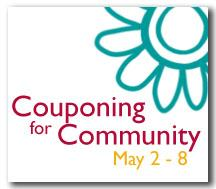 Couponing for Community 5/2-5/8