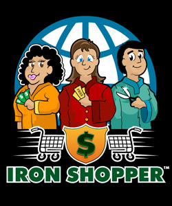 Iron Shopper Week 9