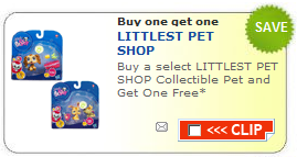 littlest pet shop coupon