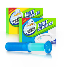 scrubbing bubbles toilet gel