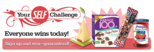self challenge freebie 300x103 Self Magazine: Free $10 Tea Forte Gift Card and Other Food Freebies