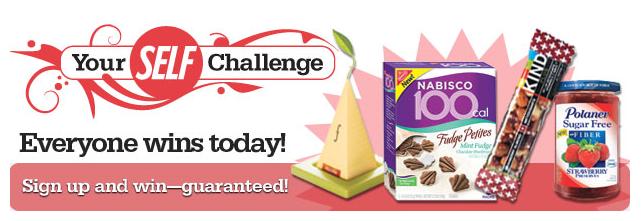 self challenge freebie