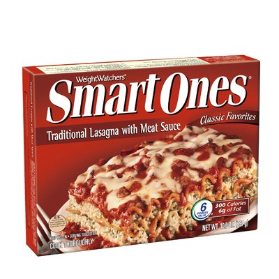 smart one lasagna
