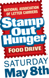 Reminder: Stamp Out Hunger is Today