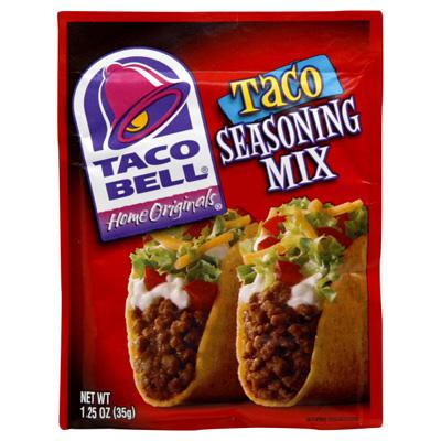 taco bell originals