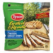 tyson grilled ready