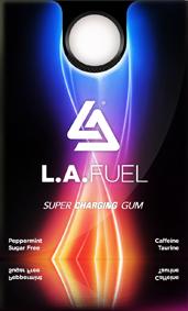 LA fuel gum