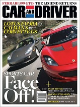 car and driver mag