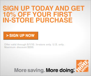 home depot movers coupon home depot get 10 common sense with money 29258
