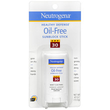 neutrogena sun sticks