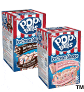 poptarts ice cream shoppe
