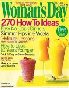 Available Again! Free Subscription to Women's Day
