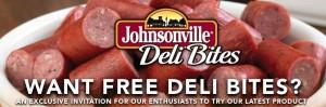 Free Johnsonville Deli Bites
