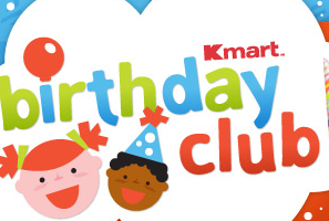 kmarts birthday club