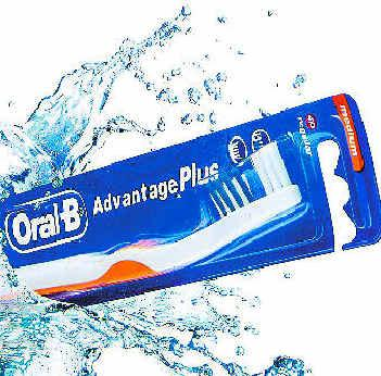 oral b advantage