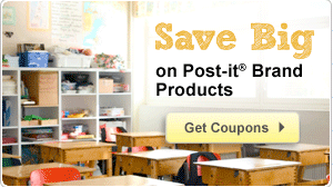 post-it coupons