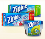 ziploc freebies
