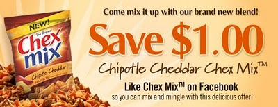 chipotle chex mix coupon