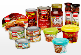 hormel pantry products