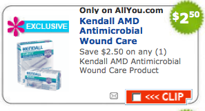 kendall wound care product
