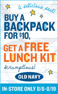old navy back pack