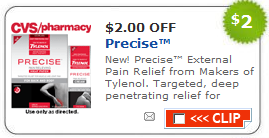 tylenol precise coupon