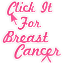 Join Me in the Click It for Breast Cancer Twitter Party #ClickIt4BC