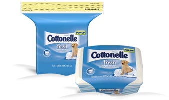 cottonelle wipes Free Tub of Cottonelle Wipes for You and a Friend