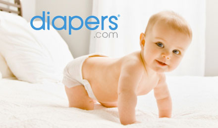 $40 Voucher to Diapers.com for as low as $20