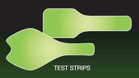 garnier test strips