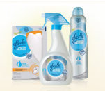 glade tough odor