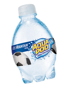 ice mountain aquapod