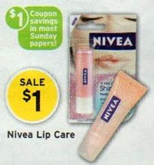 nivea lip walgreens
