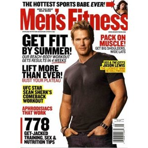 free men s fitness magazine subscription. Black Bedroom Furniture Sets. Home Design Ideas