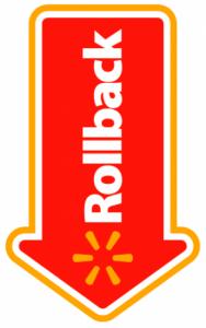 Walmart-Rollbacks