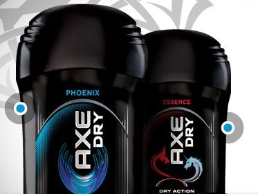 axe sample
