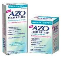 azo itch relief