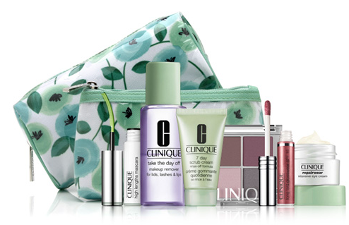 Clinique: Free 8-Piece Bonus Set with Purchase - Common Sense With Money