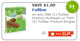 fullbar coupons Walgreens: Free Fullbars and Balance Bars Starting 10/27
