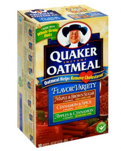 quaker oatmeal pack 240x300 Dominicks Deals 3/3   3/9